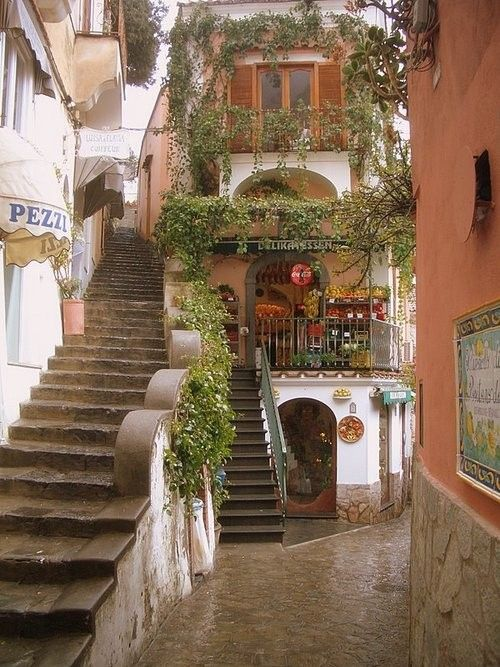 Italy, Amafi coast